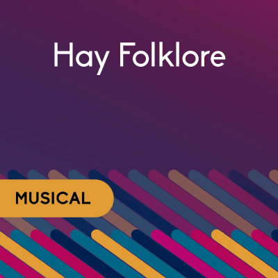 15:00 hs. - Hay Folklore